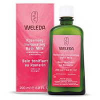 Health > Personal Care > Cosmetics > Skin Care Weleda Rosemary Invigorating Bath Milk - 200ml - Best before date is end of Sept 2014