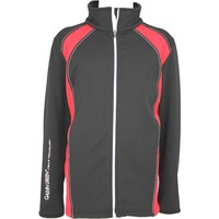 Galvin Green Junior Rex Insula Golf Jumper Black