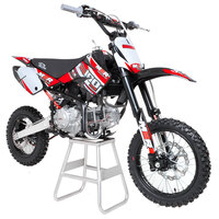 M2R Racing KM140MX 140cc 82cm Red Pit Bike