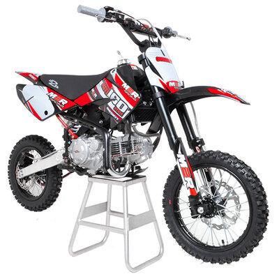 M2R Racing KM160MX 160cc 82cm Red Pit Bike