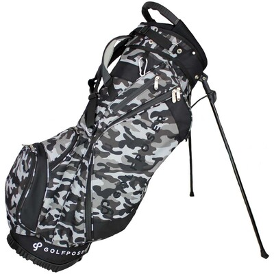 Golfposer GP Stand Bag Stealth Camo 2015