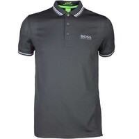 Hugo Boss Paddy Pro 2 Golf Shirt Black PS16