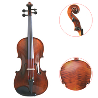 "Concertante Antiqued Viola 15"""