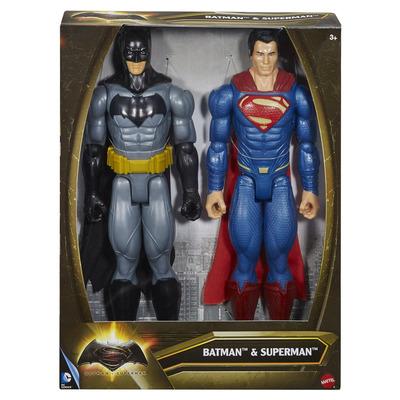 Batman Vs Superman 12 Inch Figure Pack