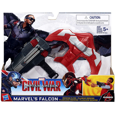 Captain America Civil War Falcon Redwing Flyer