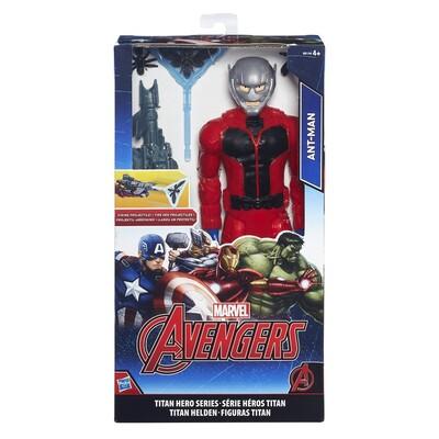 Avengers Titan Hero - Ant-Man with Bug Gun