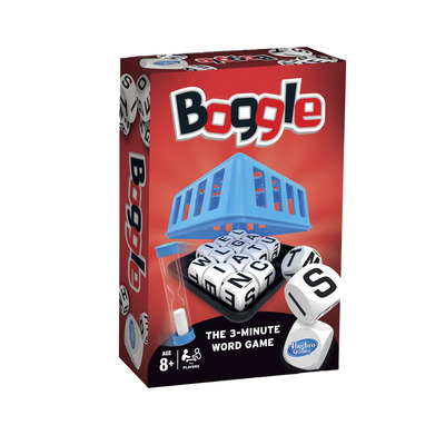 Boggle Board Game