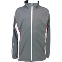 Galvin Green Junior Windstopper Golf Jacket - Robin Gull Grey