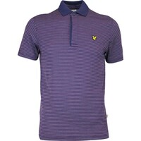 Lyle & Scott Golf Shirt - Greenlaw - Navy AW16