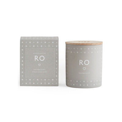 Scented Candle - Ro