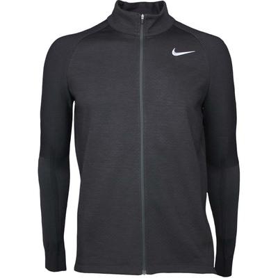 Nike Golf Jacket - Tech Sphere Sweater - Black SS17