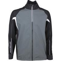 Galvin Green C-Knit Waterproof Golf Jacket - ARGON - Iron Grey 2017