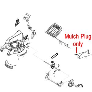 Al Ko Mulch Plug Cover 47027901