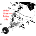 Click to view product details and reviews for Hayter Heritage Motion Drive Pulley Mu1401077.