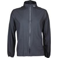 KJUS Waterproof Golf Jacket - DEXTER 2.5L - Black SS17