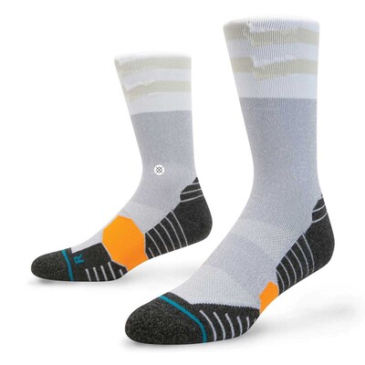 Stance Golf Socks Bubba Wedge Crew Grey 2017