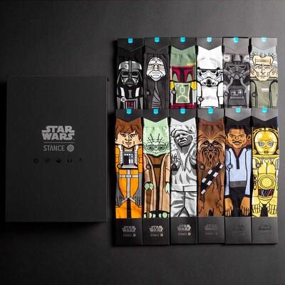 Stance Star Wars Socks The Force 1 Ultimate Gift Set 2017