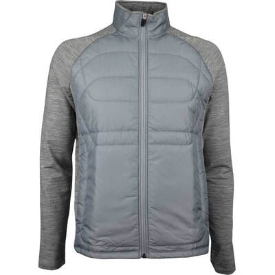 RLX Golf Jacket - Quilted Coolwool - Spectator Grey AW17