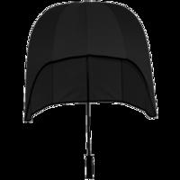 Rainshader Black Windproof Umbrella