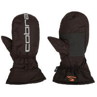 Puma Golf Gloves - Cobra Branded Winter Mitts - Black AW17