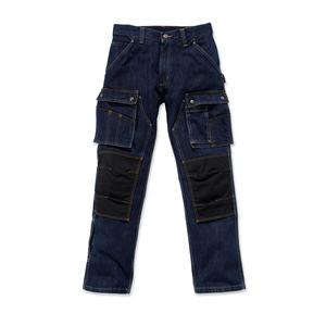 Carhartt Denim Multi Pocket Work Jeans