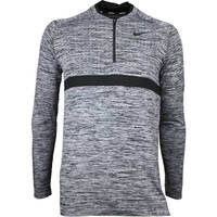 Nike Golf Pullover - NK Dry Knit SMLSS - Wolf Grey AW18