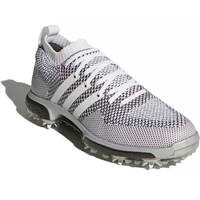 Adidas Golf Shoes - LE Tour360 Knit Boost - White - Silver 2018