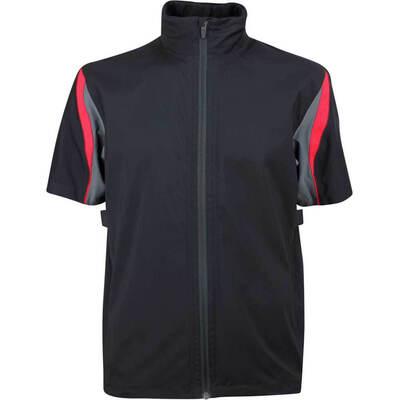 Galvin Green Waterproof Golf Jacket - Ali Paclite - Black AW18