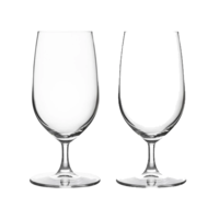 Ravenhead Diamond Set of 2 37cl Beer Glasses