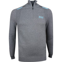 BOSS Golf Jumper - Zelchior Pro - Mid Melange PS19