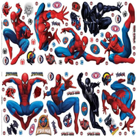Spiderman 89 Wall Stickers