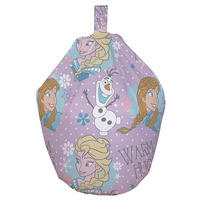 Disney Frozen Beanbag - Crystal