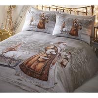 Twilight Santa Super King Size Bedding