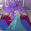 Disney Frozen, Transparent Single Bedding