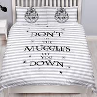 Harry Potter Double Duvet - Spell