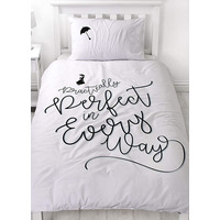 Mary Poppins Single Bedding - Perfect