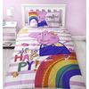 Peppa Pig, Hooray, Kids Single Bedding
