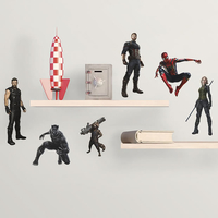 Avengers Infinity War, Pack of 20 Wall Stickers