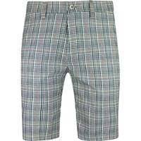 Galvin Green Golf Shorts - Paco Ventil8 - Grey Check AW19