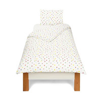 Multi Coloured Stars Single Bedding