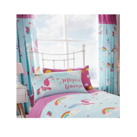 Unicorn Fairytale Curtains 72s