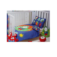 Little Monsters Toddler Bedding
