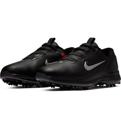 Nike Golf Shoes - TW71 FastFit - Black 2019