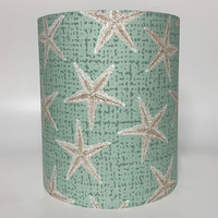 Starfish Medium Fabric Light Shade