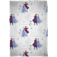 Disney Frozen 2 Fleece Blanket - Journey