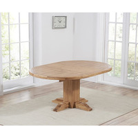Hope Oak Extending Table