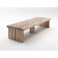 Carlton 300cm Solid Oak Wood Dining Table