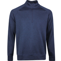 Nike Golf Pullover - NK Dry Player HZ - Obsidian SS20