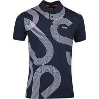 BOSS Golf Shirt - Paule 6 - Nightwatch SP20
