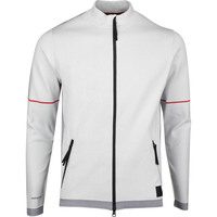 adidas Golf Jacket - Adicross Primeknit FZ - White SS20